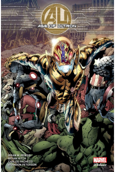 AGE OF ULTRON - MARVEL DELUXE